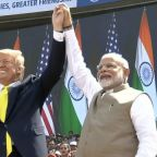 Trump's India trip includes massive rally