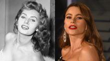 12 estrellas que tienen un 'doble' famoso y vintage