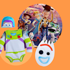 Forky May Get All of the Attention, But Ducky and Bunny Are the Cutest 'Toy Story' Halloween Costumes