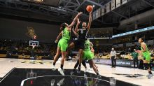 UCF women roll past No. 14 USF for first ever Top 15 victory