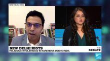 New Delhi riots: religious intolerance in Narendra Modi's India