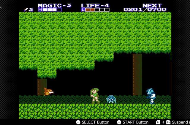 'Zelda II: The Adventure of Link' is coming to Switch Online