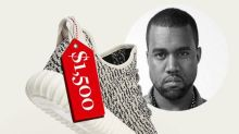 Kanye West's Adidas Yeezy 350 Boots Are Selling for $1,500 on eBay