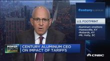 Century Aluminum CEO on the tariff impact