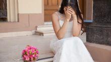 Braut außer sich vor Wut: Schwiegermutter nutzte Hochzeit für überraschende Ankündigung