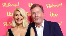 Holly Willoughby messaged Piers Morgan in panic after falling for sick death hoax