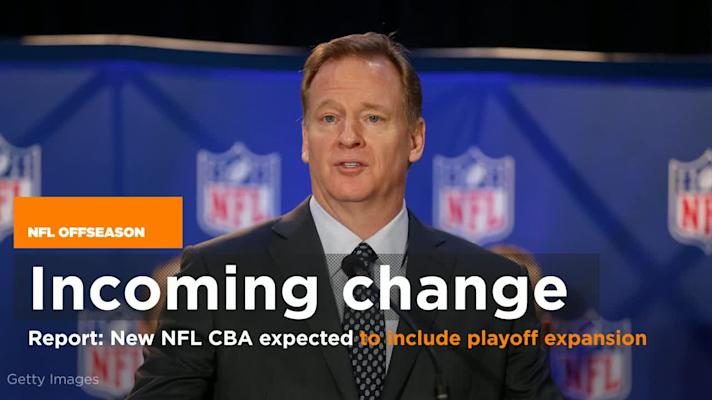 Proposed NFL CBA would reportedly expand playoff field