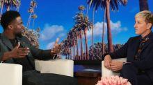"Kevin Hart Grabs Lunch With Ellen DeGeneres After Defending Her Against ""Toxic"" Work Allegations"