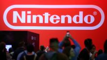 Nintendo shares fall as much as 5% after conservative guidance