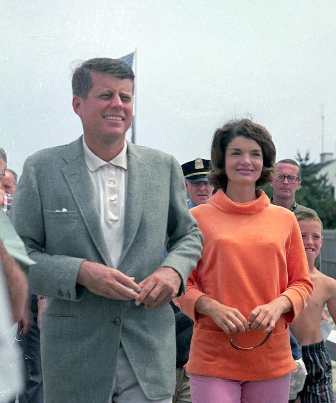 Jackie Kennedy's Most Iconic Hyannis Port Style Moments