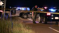 Carjacking suspect shot and killed by deputies following chase