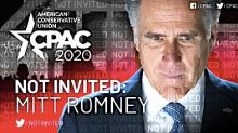 Twitter Critics Mock CPAC For 'Formally Not Inviting' Mitt Romney After Witness Vote