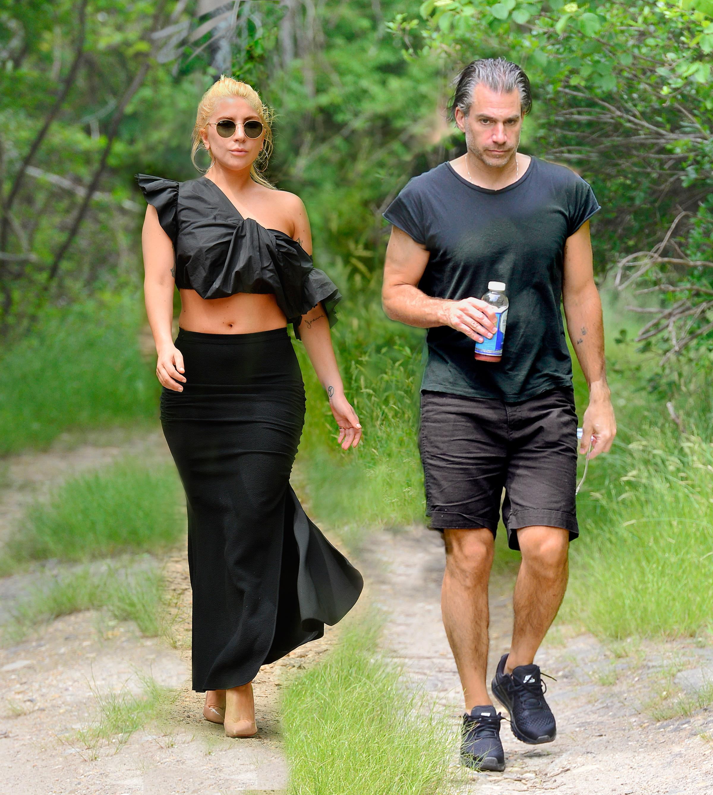 Lady Gaga Goes Hiking in Heels, Proves She Is NOT Just Like Us