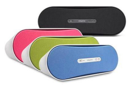 Creative goes wild! with Bluetooth speakers for a wide range of budgets