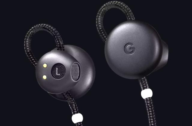 Google made its own earbuds because it killed the headphone jack