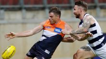 Short and sharp AFL suits GWS veteran Shaw