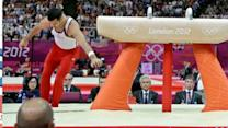 London 2012 Olympic Games: U.S. Men's Gymnasts Go Home Empty-Handed