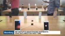 TSMC Warns Over Smartphone Slowdown