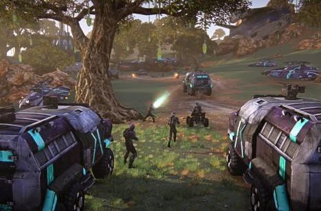 PlanetSide 2 will be playable on Friday at SDCC