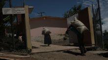 Desolador, el lugar de México donde los niños no volvieron a clases por cargar grava
