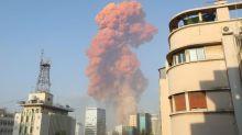 Liban: plusieurs explosions à Beyrouth, des dizaines de blessés
