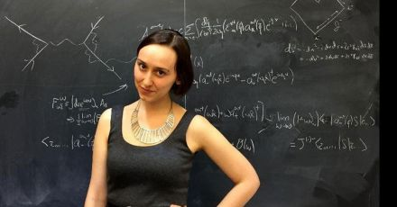 "Professors Are Calling Her The ""Next Einstein"""