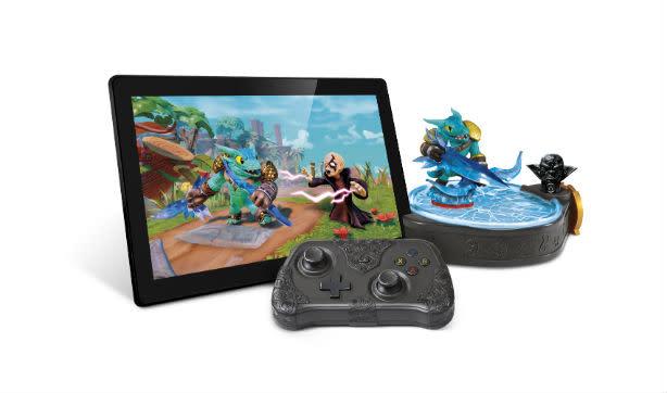Skylanders: Trap Team bridges the gap between console and tablet