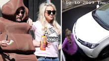 Roxy Jacenko cashes in with poo ad after viral jogger video