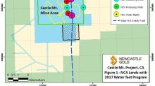 NewCastle Gold Repeats Success With Second Potential Water Production Well Inside the Permitted Mine Boundary