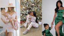 8 vezes que Kylie Jenner e Stormi arrasaram com roupas iguais