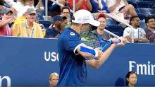 American Doubles Champ Fined $10,000 For Pretending To Shoot Line Judge At U.S. Open