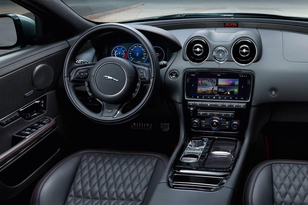 黑豹來襲!Jaguar XJR575