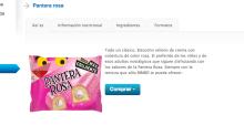 Muere el creador del pastelito Pantera Rosa y las redes le brindan el homenaje más dulce