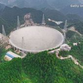 China unveils world's biggest radio telescope in search for extraterrestrial life