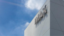 IMAX Shows That Theaters Aren't Dead