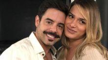 Pedro Carvalho e Glamour Garcia valorizam trama de casal: 'História bonita'
