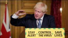 Johnson stoppt für Samstag geplante Corona-Lockerungen