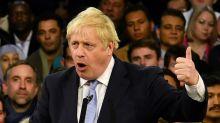 Sterling rebounds on eve of UK election