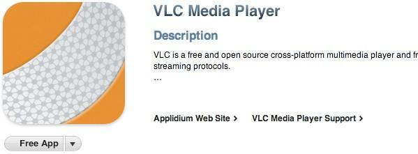VLC Media Player for iPad now available, your video codec worries decidedly lessen
