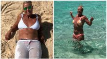 Lisa Curry on her struggles with weight and mood swings