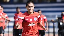 AFC Cup 2017: Bengaluru FC 3-0 April 25 SC - Blues clinch crucial first leg advantage in showery season opener
