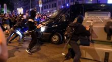 16 Festnahmen bei Unabhängigkeits-Protesten in Katalonien