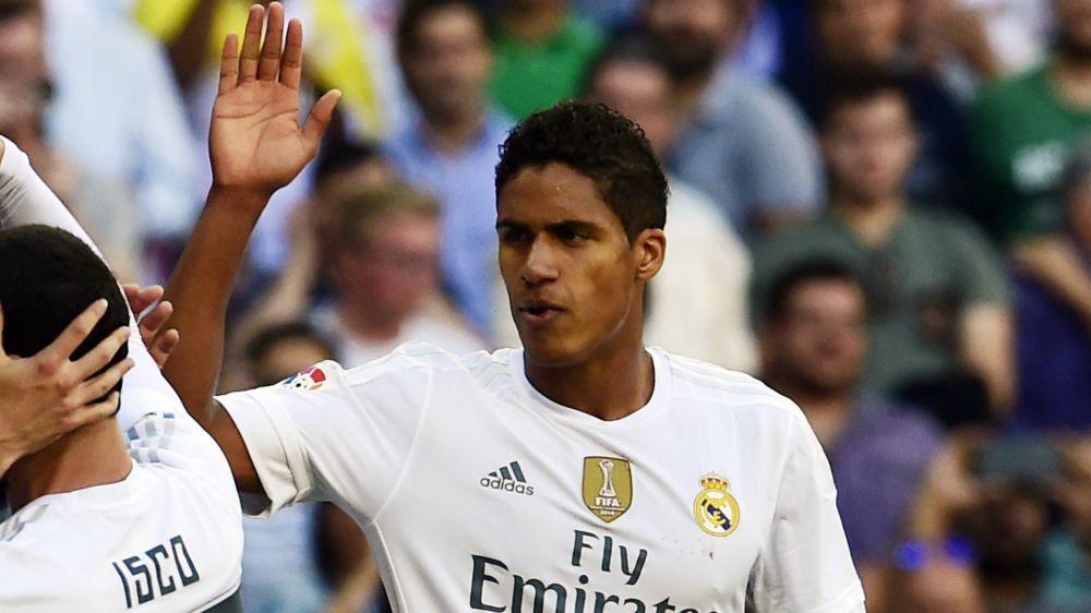 Real Madrid, Varane absent contre l'Atlético, le Barça et le Bayern