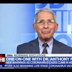 Fauci Responds To Trump Tweet Accusing Him Of Misleading The Public