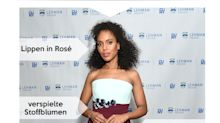 Look des Tages: Kerry Washington bezaubert im Color-Blocking-Kleid