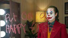 Joker leaves 'Joker' sign outside cinema barring 'guys who look like they've never had sex'