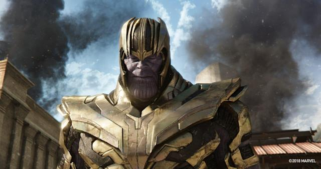There's a Thanos-themed Easter egg hiding in Google Search