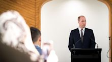 Prince William Draws Upon Princess Diana's Death In Powerful Speech Against Extremism
