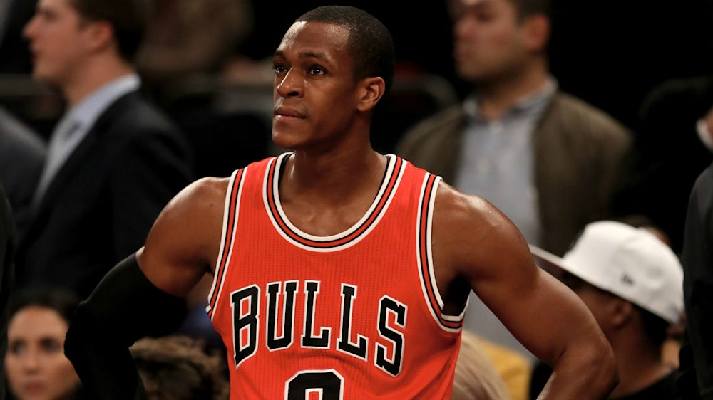 Rondo: Bulls would've swept Celtics if I wasn't injured