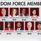 GOP 'Freedom Force' to counter Democrats' 'Squad'
